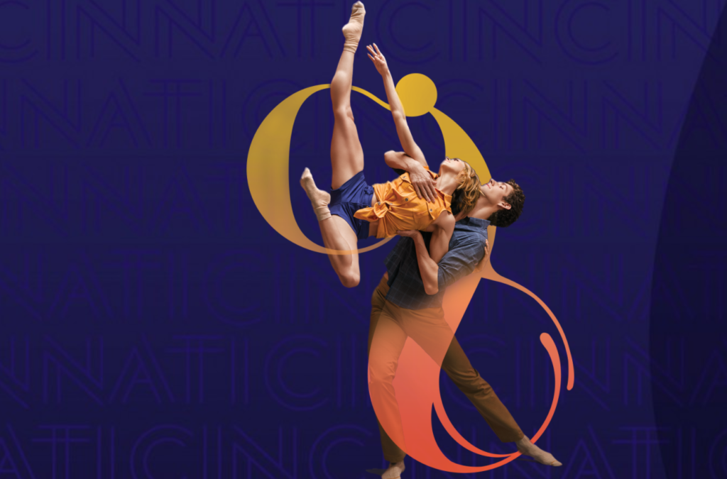 Cincinnati Ballet Rebrand | The Importance of a Clear & Stellar Visual Identity in the Arts