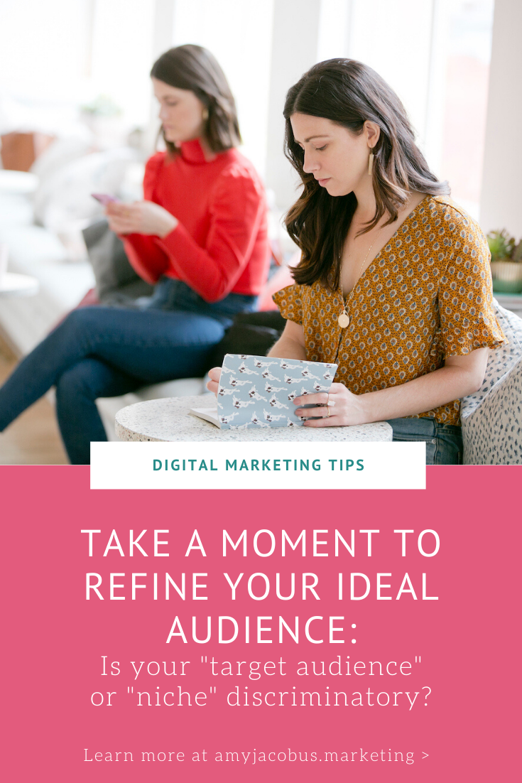 Refine Your Ideal Audience